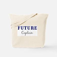 Future Captain Tote Bag