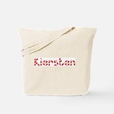 Kiersten - Candy Cane Tote Bag