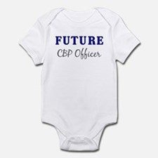 Future CBP Officer Infant Bodysuit