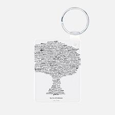 Goddess Tree Keychains