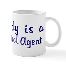 Border Patrol Agent - My Dadd Mug