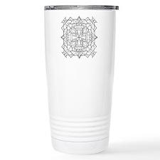 mandala.png Travel Mug