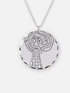 Crete Goddess Necklace