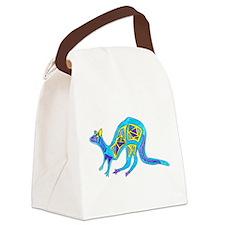 kangaroo-crop-c1.png Canvas Lunch Bag