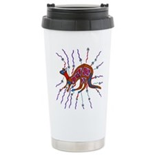 Kangaroo Color 1 Stainless Steel Travel Mug