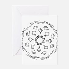 sphere.png Greeting Card