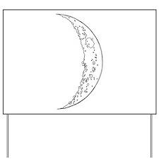 moon.png Yard Sign
