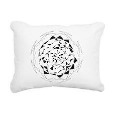 sphere2.png Rectangular Canvas Pillow