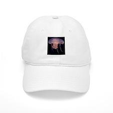 White Jelly Fish Baseball Cap