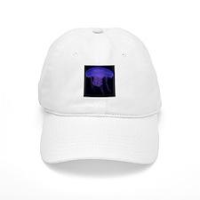 Jelly Fish Blue Baseball Cap
