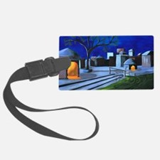 Ganges Moonlight by Anne Alden Luggage Tag