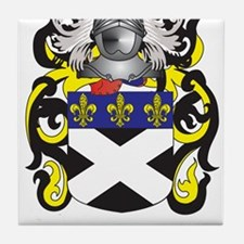 Fitzpatrick Coat of Arms Tile Coaster