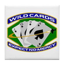 Wildcards Tile Coaster