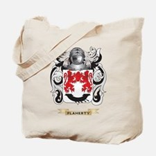 Flaherty Coat of Arms Tote Bag