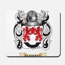Flaherty Coat of Arms Mousepad