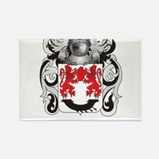 Flaherty Coat of Arms Rectangle Magnet
