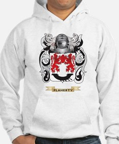 Flaherty Coat of Arms Hoodie