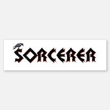 Sorcerer Bumper Bumper Bumper Sticker