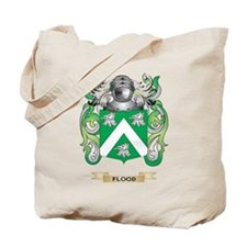 Flood Coat of Arms Tote Bag