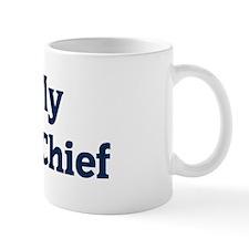 I Love My Deputy Chief Mug