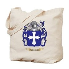Florence Coat of Arms Tote Bag