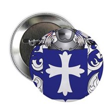 """Florence Coat of Arms 2.25"""" Button"""