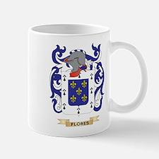 Flores Coat of Arms Mug
