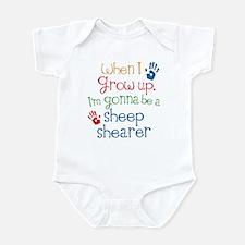 Future Sheep Shearer Infant Bodysuit