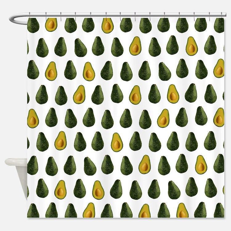 Avocado green bathroom accessories decor cafepress for Avocado green bathroom ideas