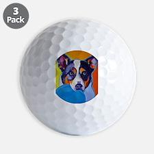 Heeler #1 Golf Ball