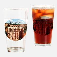 Bryce Canyon, Utah, USA (oval caption) Drinking Gl