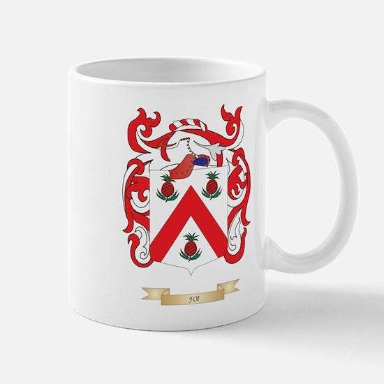 Foi Coat of Arms Mug
