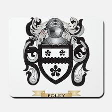 Foley Coat of Arms Mousepad