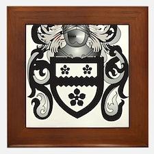 Foley Coat of Arms Framed Tile