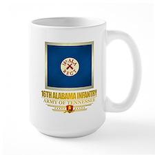 16th Alabama Infantry Mug