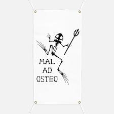 Desert Frog w Trident - MAO Banner