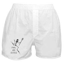 Desert Frog w Trident - MAO Boxer Shorts