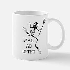 Desert Frog w Trident - MAO Mug