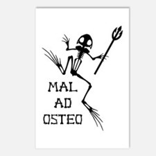 Desert Frog w Trident - MAO Postcards (Package of
