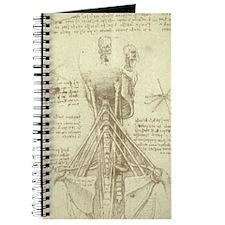 Spinal Column by Leonardo da Vinci Journal