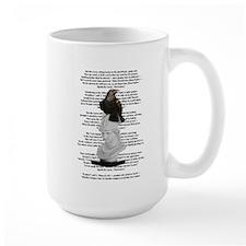 Edgar Allen Poe The Raven Poem Ceramic Mugs