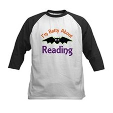 Batty About Reading Tee