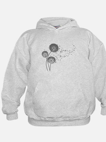 Dandelion Wishes Hoodie