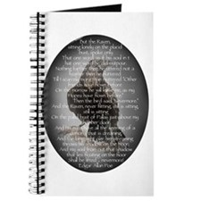 Edgar Allen Poe The Raven Poem Journal