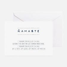 Namaste Greeting Cards (Pk of 20)