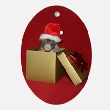 The Perfect Gift Oval Ornament