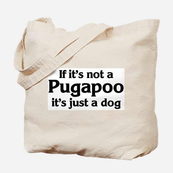 Pugapoo: If it's not Tote Bag