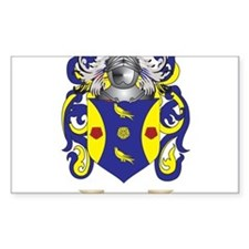 Forde (Ireland) Coat of Arms Decal