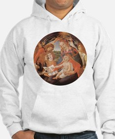Madonna of the Magnificat by Bot Hoodie