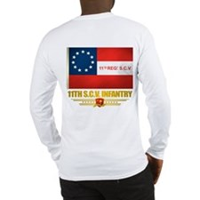 11th SCV Infantry Long Sleeve T-Shirt